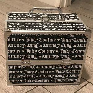 Juicy couture train case